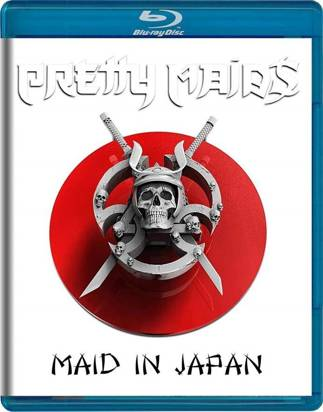"Pretty Maids ""Maid In Japan - Future World Live 30 Anniversary BR"""