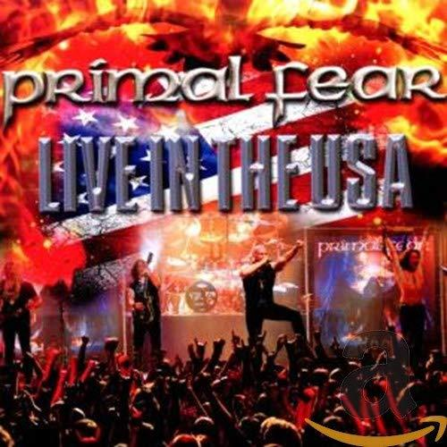 "Primal Fear ""Live In The USA LP"""