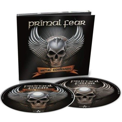 "Primal Fear ""Metal Commando Limited Edition"""