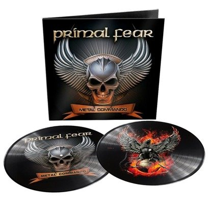 "Primal Fear ""Metal Commando PLP"""