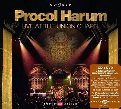 "Procol Harum ""Live At The Union Chapel"""