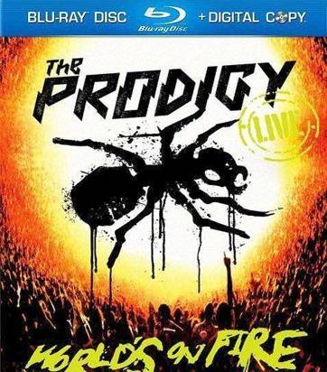 "Prodigy, The ""World'S On Fire Bluray"""