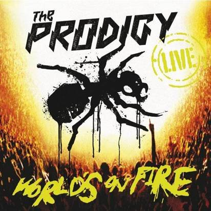 "Prodigy, The ""World'S On Fire Cd+Dvd"""