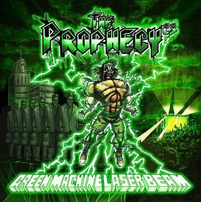 "Prophecy23, The ""Green Machine Laser Beam"""