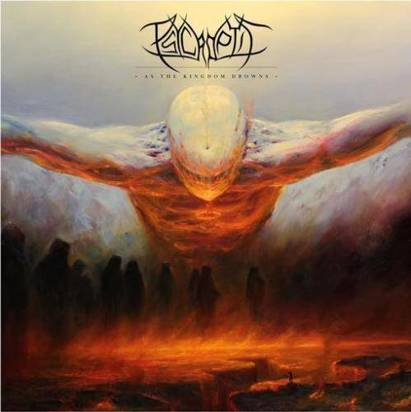 "Psycroptic ""As The Kingdom Drowns"""