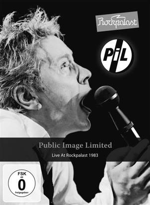 "Public Image Limited ""Live At Rockpalast 1983 Dvd"""