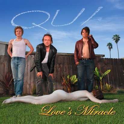 "Qui ""Love's Miracle Lp"""