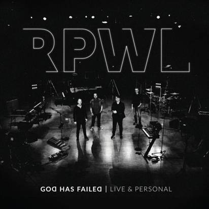 "RPWL ""God Has Failed - Live & Personal CD"""