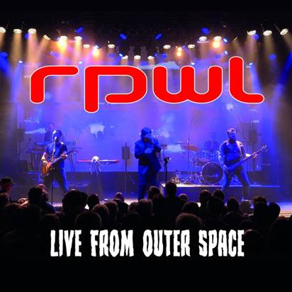 "RPWL ""Live From Outer Space DVD"""
