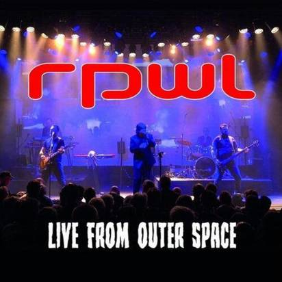 "RPWL ""Live From Outer Space LP"""
