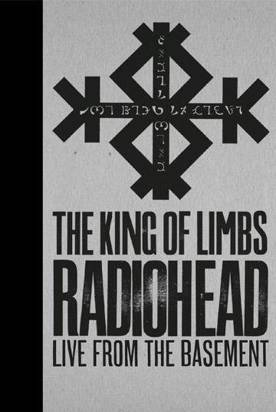 "Radiohead ""Live From Basement Dvd"""