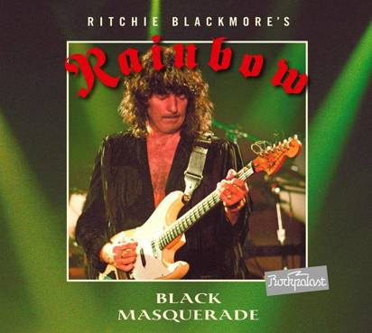 "Rainbow ""Black Masquerade"""