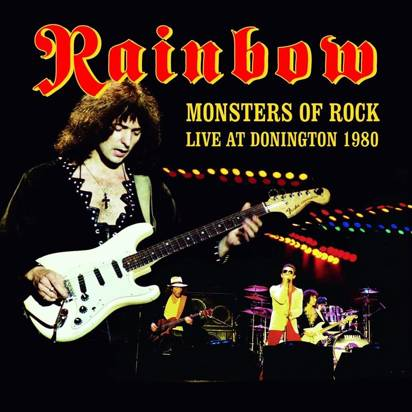 "Rainbow ""Monsters Of Rock Live In Donnington LPCD"""