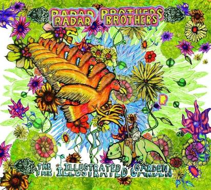 "Rarad Brothers ""The Illustrated Garden"""