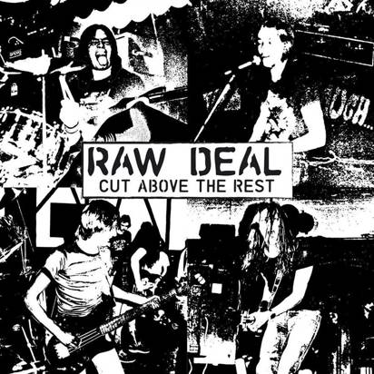 "Raw Deal ""Cut Above The Rest"""