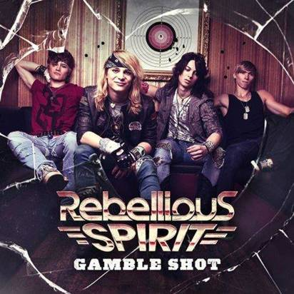 "Rebellious Spirit ""Gamble Shot Limited Edition"""