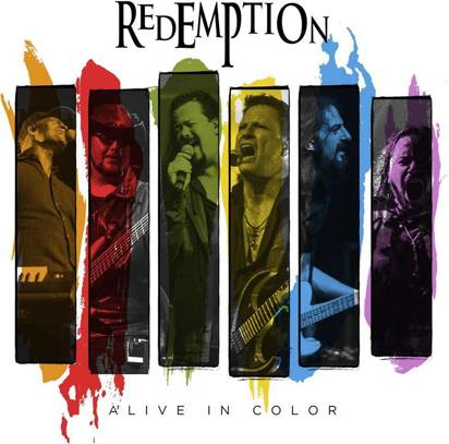"Redemption ""Alive In Color CDBR"""