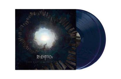 "Redemption ""Long Night's Journey Into Day Blue Red LP"""