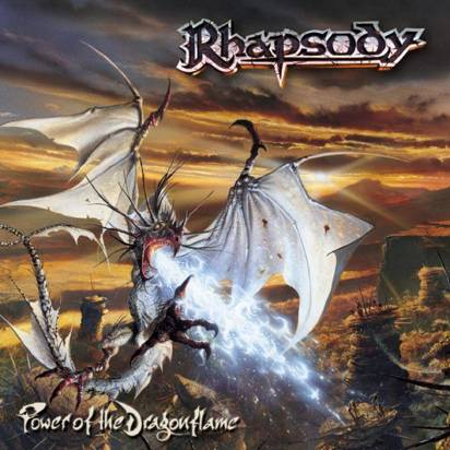 "Rhapsody ""Power Of The Dragon Flame"""