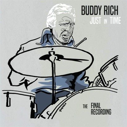 "Rich, Buddy ""Just In Time - The Final Recording LP"""