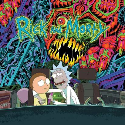 "Rick And Morty ""The Rick And Morty OST"""
