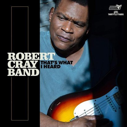 "Robert Cray Band ""That's What I Heard LP"""