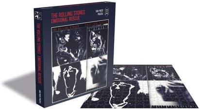 Rolling Stones, The - Emotional Rescue PUZZLE