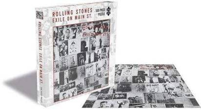 Rolling Stones, The - Exile On Main St PUZZLE