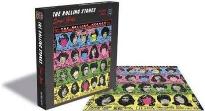 "Rolling Stones, The ""Some Girls PUZZLE"""