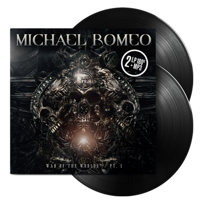 "Romeo, Michael  ""War Of The Worlds Pt 1 Lp"""