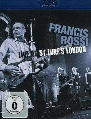 "Rossi, Francis ""Live At St Luke'S London Bluray"""