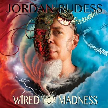 "Rudess, Jordan ""Wired For Madness"""