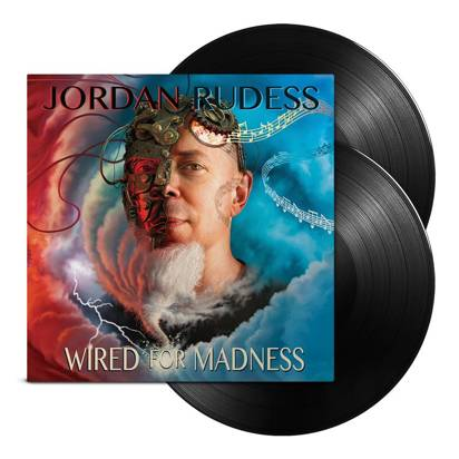 "Rudess, Jordan ""Wired For Madness Lp"""