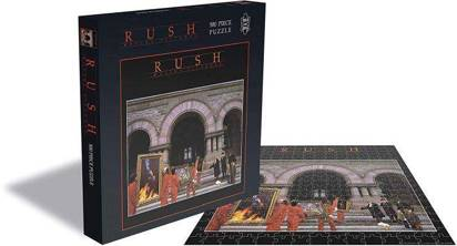 "Rush ""Moving Pictures Puzzle 500 Pcs"""