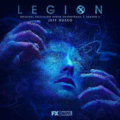 "Russo, Jeff ""Legion Season 2 OST LP"""