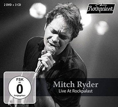 "Ryder, Mitch ""Live At Rockpalast CDDVD"""