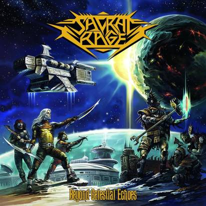 "Sacral Rage ""Beyond Celestial Echoes"""