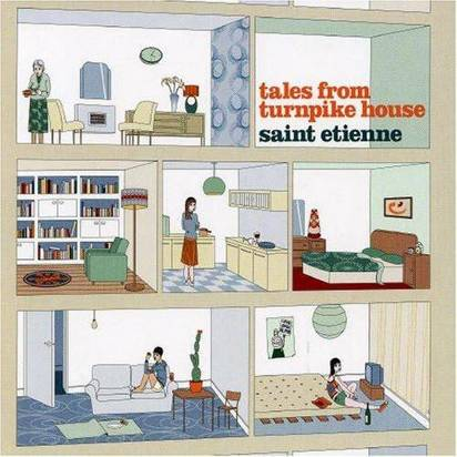 "Saint Etienne ""Tales From Turnpike House Lp"""