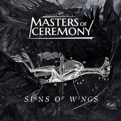 "Sascha Paeth's Masters Of Ceremony ""Signs Of Wings"""