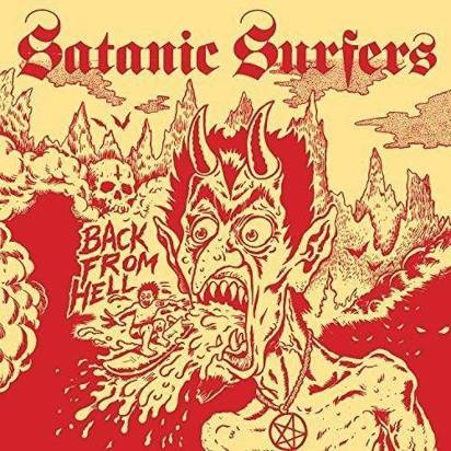 "Satanic Surfers ""Back From Hell LP"""