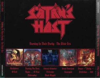 "Satan's Host ""Burning In Their Purity"""