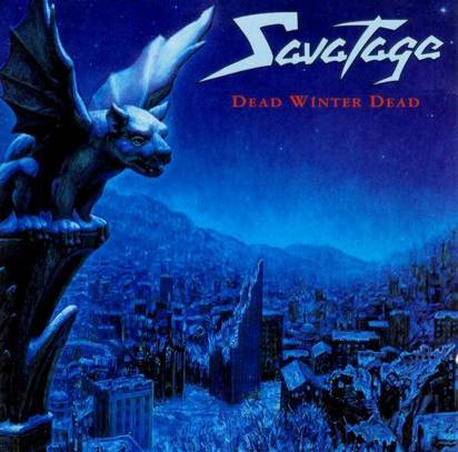 "Savatage ""Dead Winter Dead"""