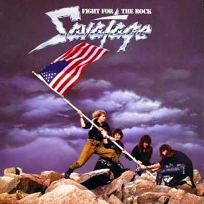 "Savatage ""Fight For The Rock"""