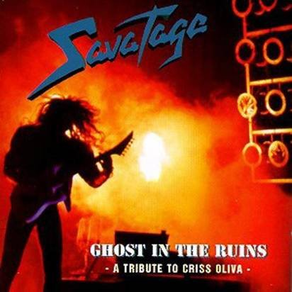 "Savatage ""Ghost In The Ruins"""