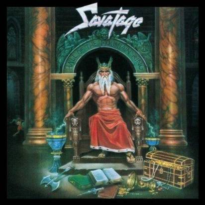 "Savatage ""Hall Of The Mountain King"""