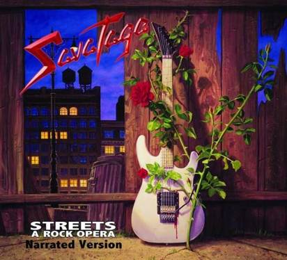 "Savatage ""Streets A Rock Opera Narrated Version"""