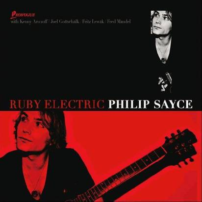 "Sayce, Philip ""Ruby Electric"""