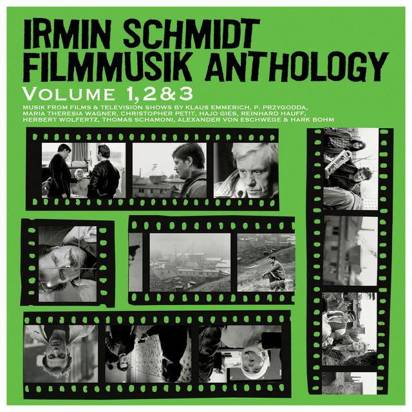 "Schmidt, Irmin ""Anthology Soundtrack 1, 2 & 3"""