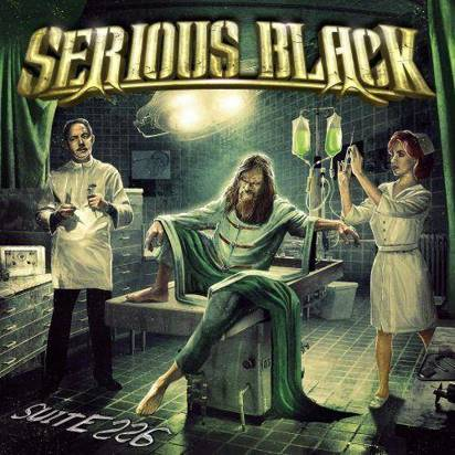 "Serious Black ""Suite 226"""