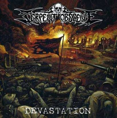 "Serpent Obscene ""Devastation"""